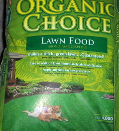 Organic, Anyone?  Check the numbers and the source on the back of the bag.