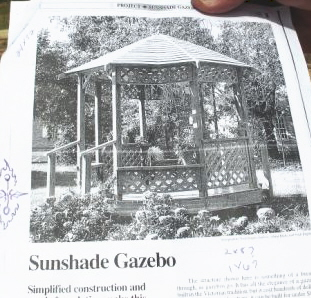 start with a picture of a gazebo