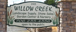 Independent nurseries like this one usually offer more expertise and more diversified products.