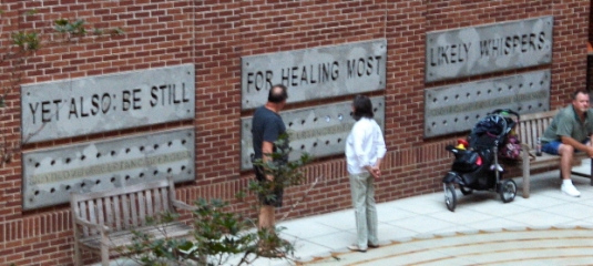 Prayer Wall-Presbyterian Hospital, Charlotte