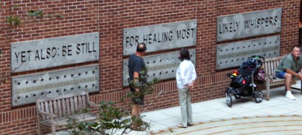 Prayer Wall-Presbyterian Hospital, Charlotte