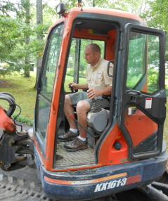 Lee Bagley, owner, Maloney's Tree Service, Rome, Ga.