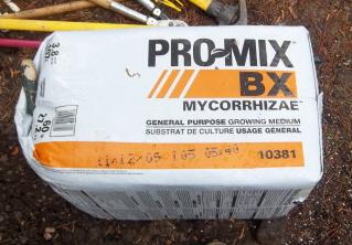 Pro Mix is a premium potting soil