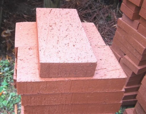 How to Cover Ugly Concrete With Brick Pavers (3/6)