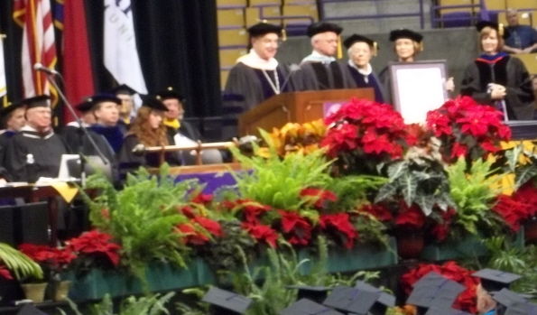 Doctor Jane Schulz receives awards