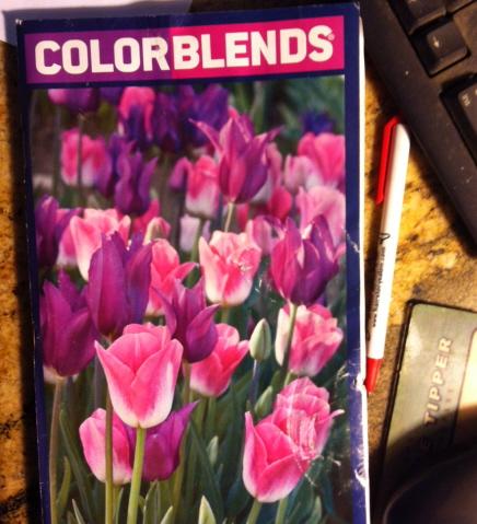 Tulip catalogue