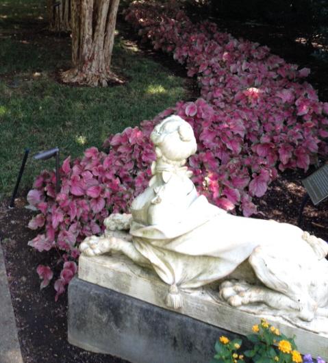 Garden Sphinx