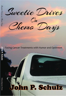 Humor and Optimism help the cancer victim.