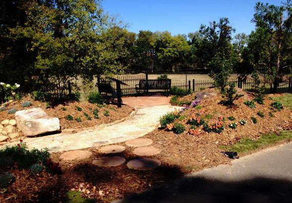 Meditation Garden October 23