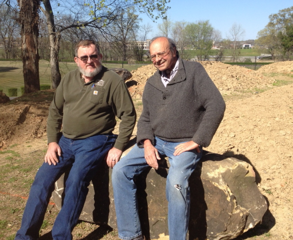 stan-rogers-and-john-discuss-sitting-stone-placement